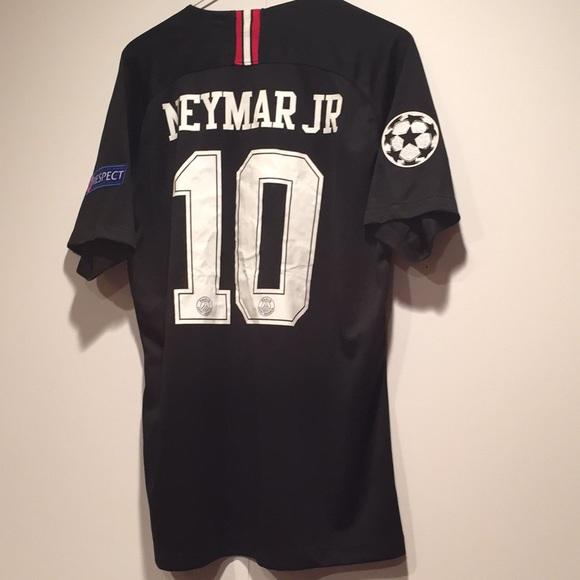 69223c1f17559b PSG Paris Saint Germain Neymar Jersey